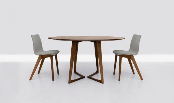 Tisch Twist rund von Zeitraum bei Green Living