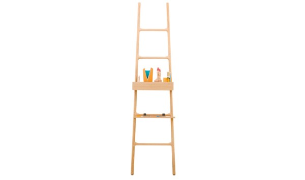 TILT oak hanger-ladder/Leiterregal ZEN Set
